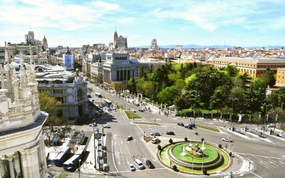 Madrid: world capital of engineering, construction and architecture