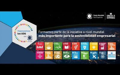 The Madrid World Capital Association of Engineering, Construction and Architecture joins the Spanish Network of the Global Compact