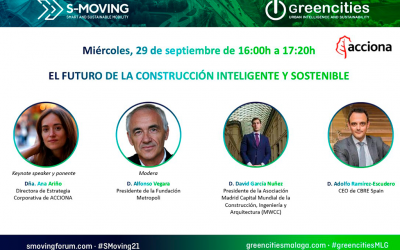 MWCC participates in Greencities, urban intelligence and sustainability forum