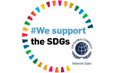 FCC Construcción joins the #wesupportSDGs campaign promoted by the United Nations Global Compact Spain