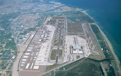 MWCC calculates the direct impact of the investment planned for the expansion of the El Prat airport (Barcelona)